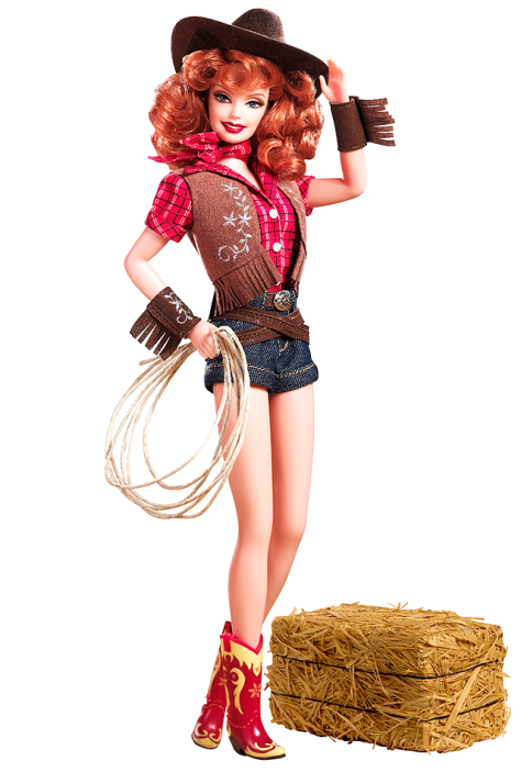 Way Out West Barbie Doll