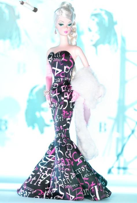 45th Anniversary Barbie Doll