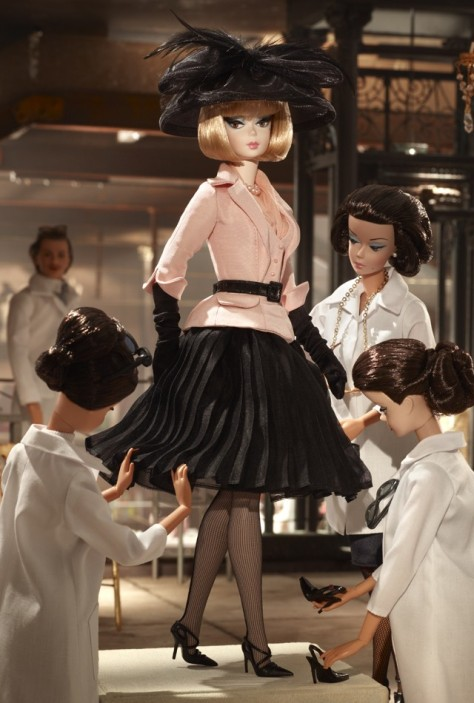 Afternoon Suit Barbie Doll