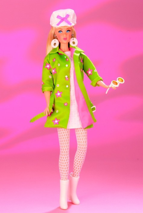 Far Out Barbie Doll
