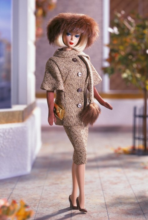 Gold 'N Glamour Barbie Doll
