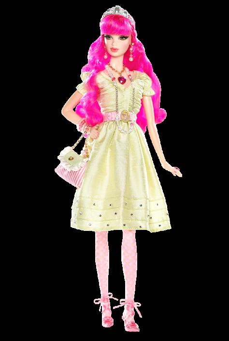Tarina Tarantino Barbie Doll