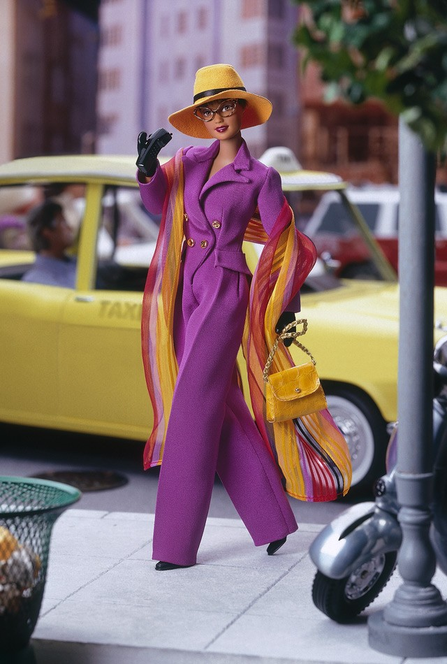 Uptown Chic Barbie Doll