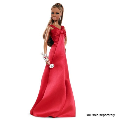 On The Red Carpet Barbie Fashion