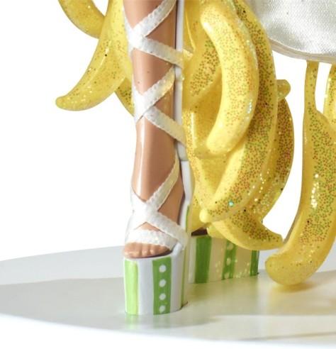 Bob Mackie Brazilian Banana Bonanza Barbie Doll