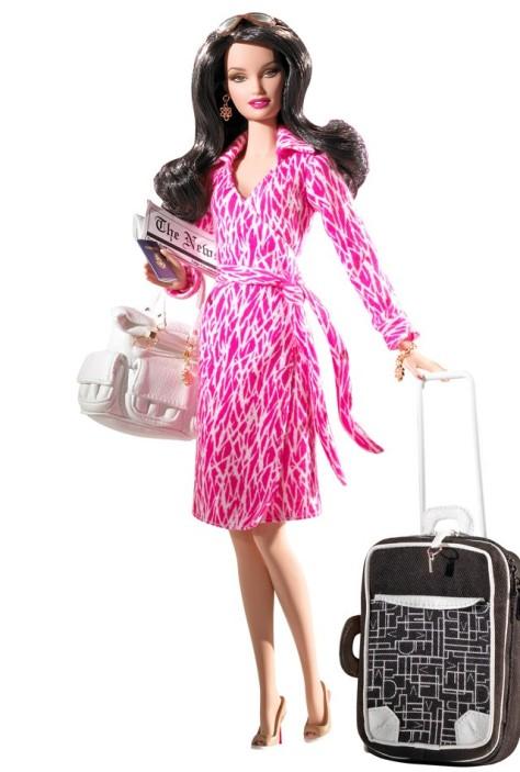 Diane von Furstenberg Barbie® Doll