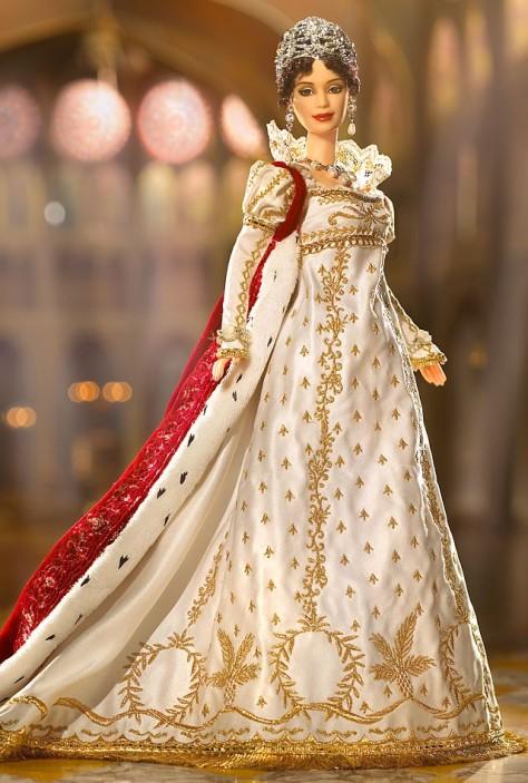 Empress Josephine™ Barbie® Doll