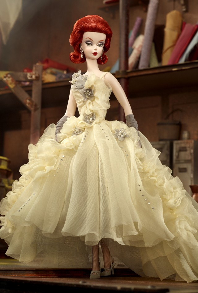 Gala Gown Barbie Doll
