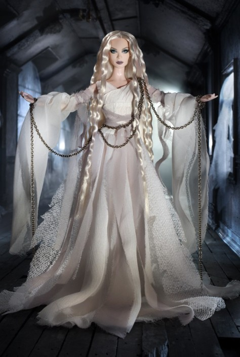 Haunted Beauty Ghost Barbie Doll