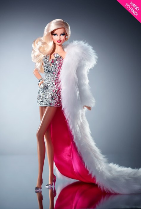 The Blonds Blond Diamond Barbie Doll