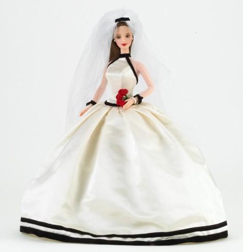 Vera Wang Barbie Doll (1998)
