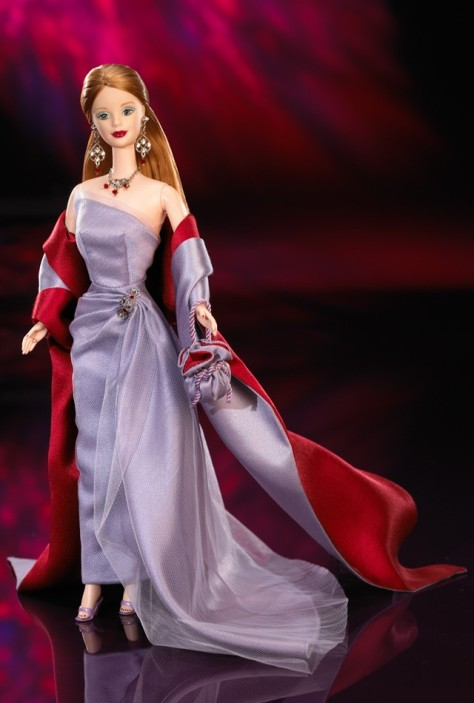 Vera Wang Barbie Doll (1999)