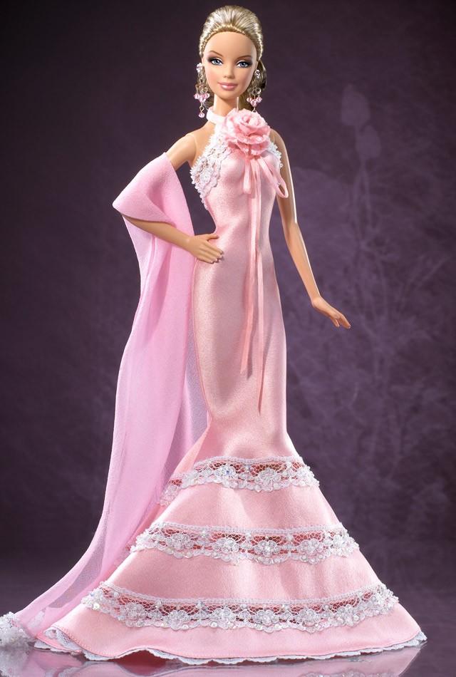 Especial diseñadores de Barbie: Badgley Mischka   Una vitrina llena ...