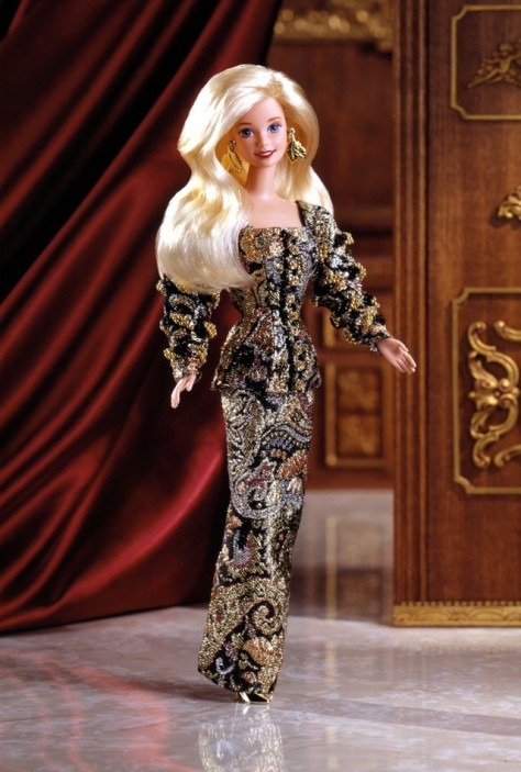 Christian Dior Barbie® Doll (1)