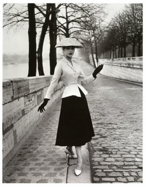 the new look -christian dior -glamourdaze