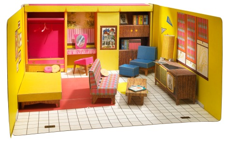 1962 Barbie's Dream House