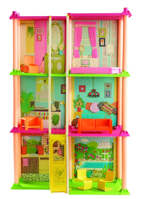 1974 Barbie Townhouse