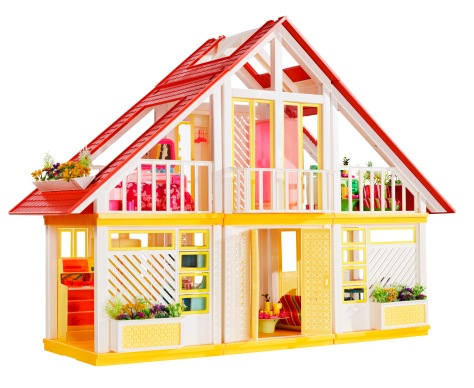 1979 Barbie Dream House