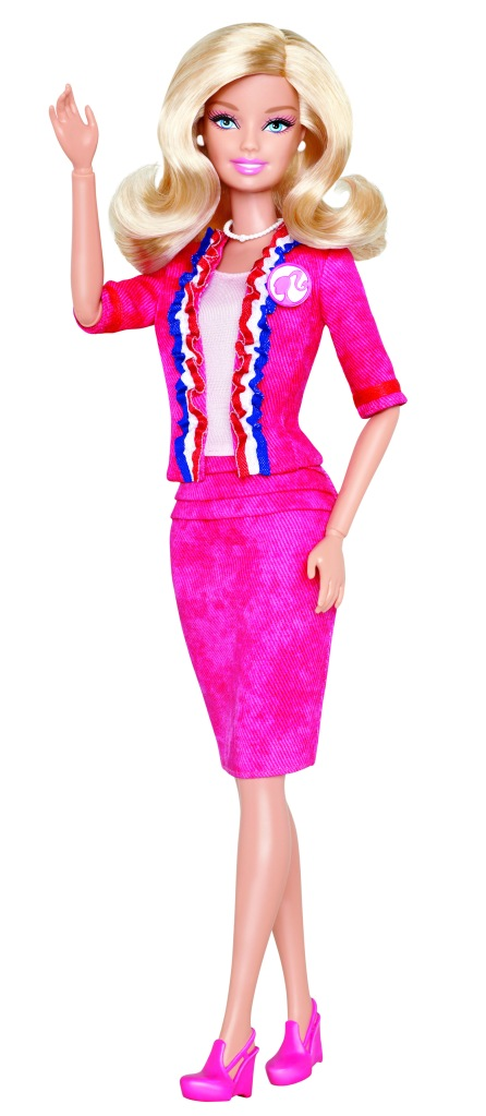 2012 Barbie For President