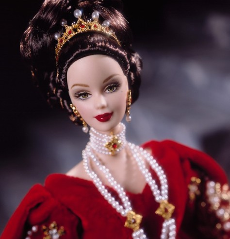 Fabergé Imperial Splendor Barbie Doll