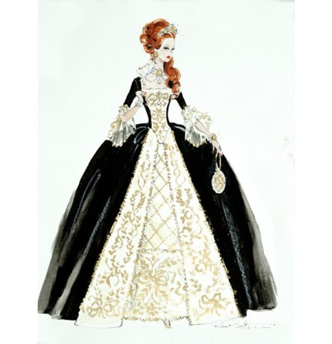 Fabergé Imperial Grace Barbie Doll