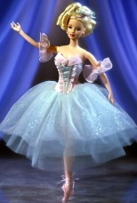 Barbie Doll as Marzipan in The Nutcracker