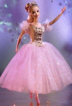 Barbie Doll as the Sugar Plum Fairy