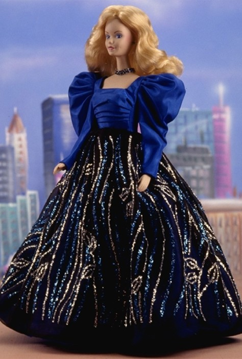 Blue Rhapsody  Barbie Doll