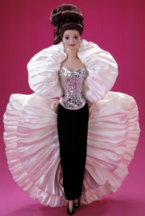 Crystal Rhapsody Barbie Doll (Brunette)