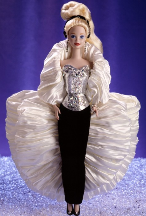 Crystal Rhapsody Barbie Doll