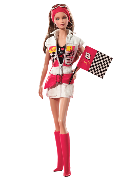 Dale Earnhardt, Jr. NASCAR Barbie Doll