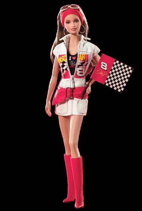 Dale Earnhardt, Jr. NASCAR Barbie Doll