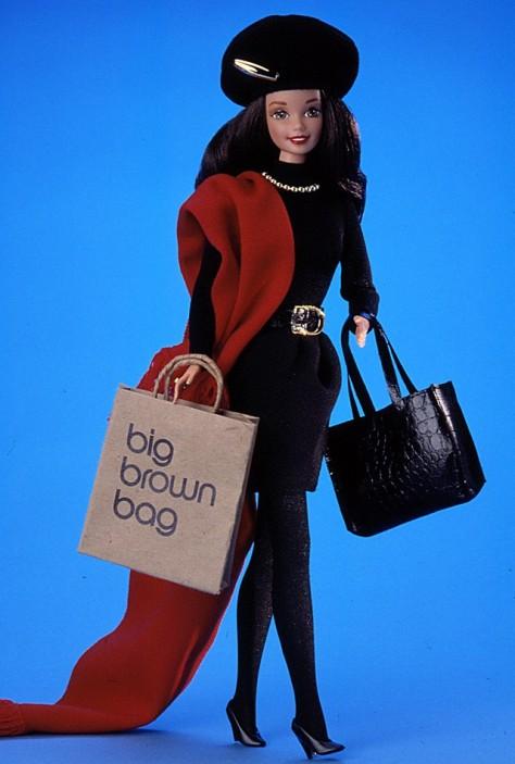 Donna Karan Barbie Doll (AA)