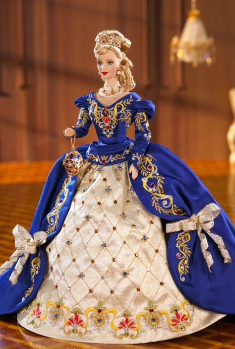 Fabergé Imperial Elegance Barbie Doll