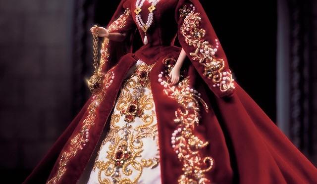 Barbie homenajea a los Huevos Fabergé en una colección de lujo