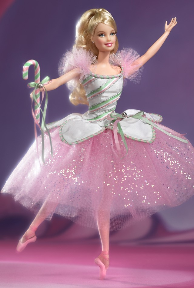Ballet una vitrina llena de tesoros barbie blog - Barbie ballerine ...