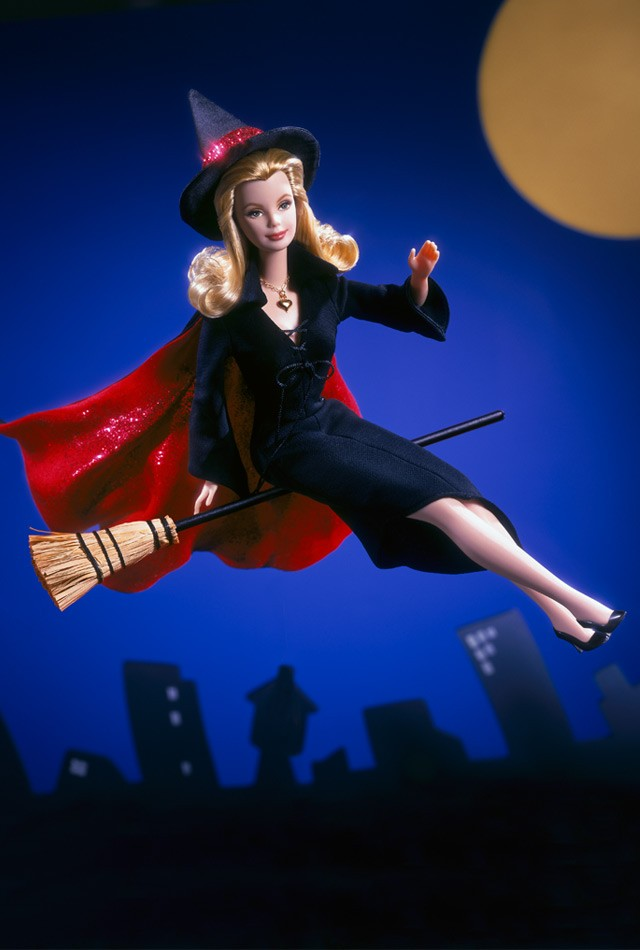 Barbie Doll as Samantha from Bewitched