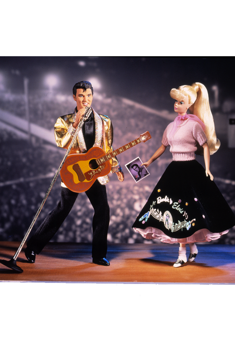 Barbie Loves Elvis Giftset