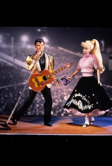 Barbie Loves Elvis Giftset