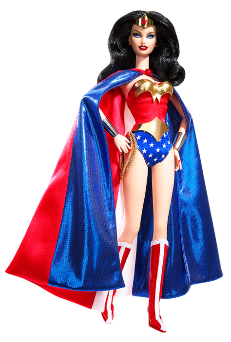 Wonder Woman Barbie Doll