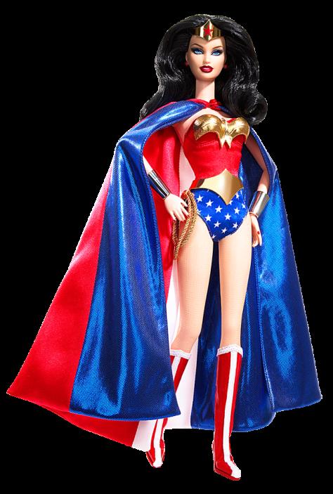 Wonder Woman Barbie Doll
