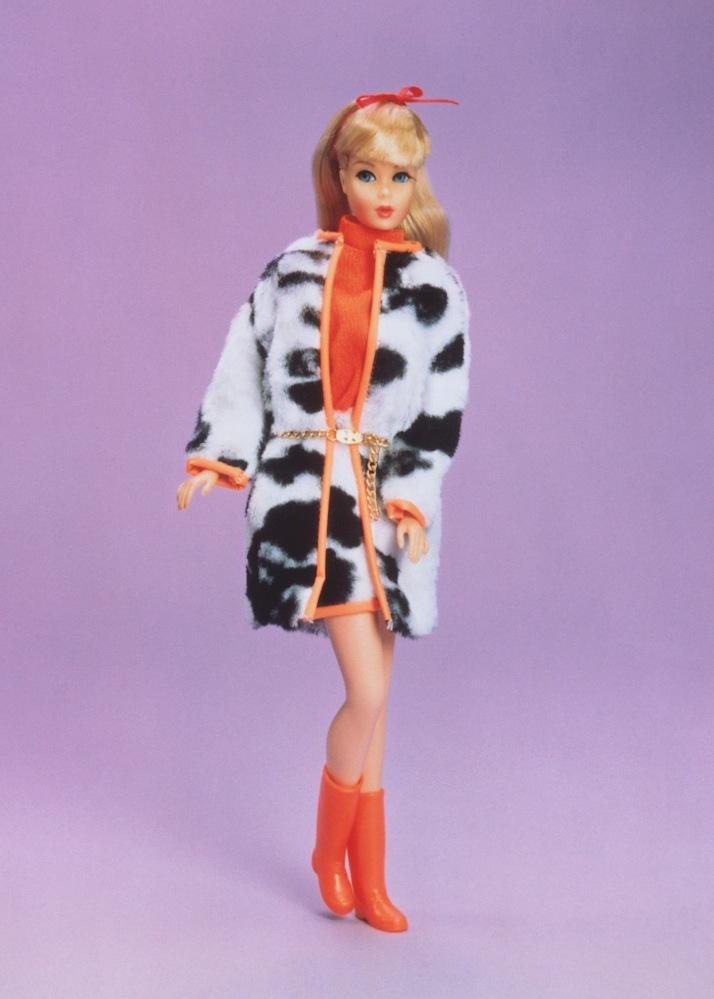 1967 Barbie Plush Pony