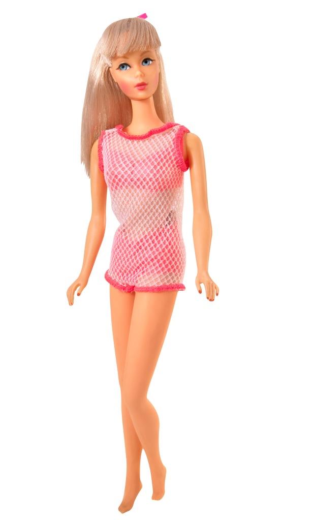 1967 Barbie Twist N Turn