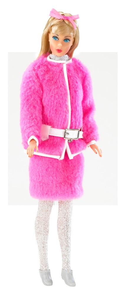 1968 Barbie Snug Fuzz