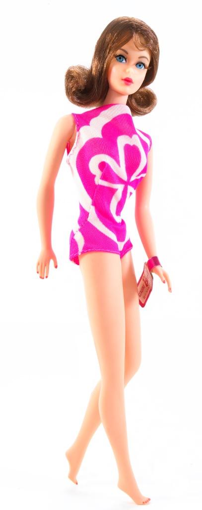 1969 Barbie Twist