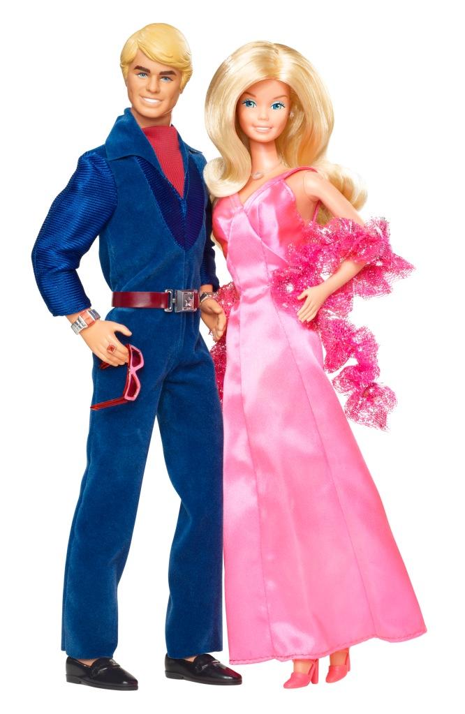 1978 Barbie and Ken