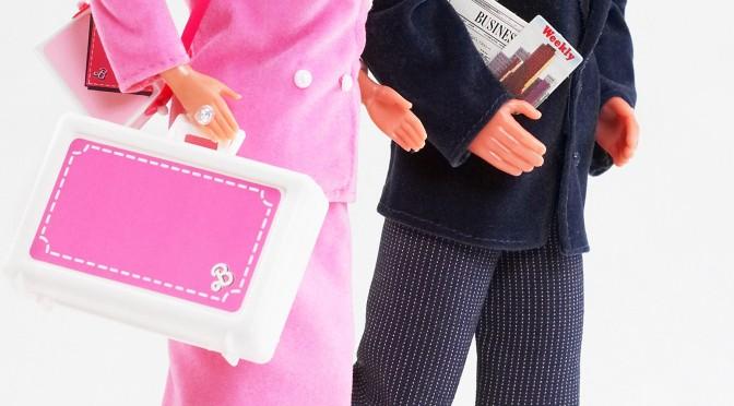 Barbie y Ken, la pareja más famosa del mundo del juguete