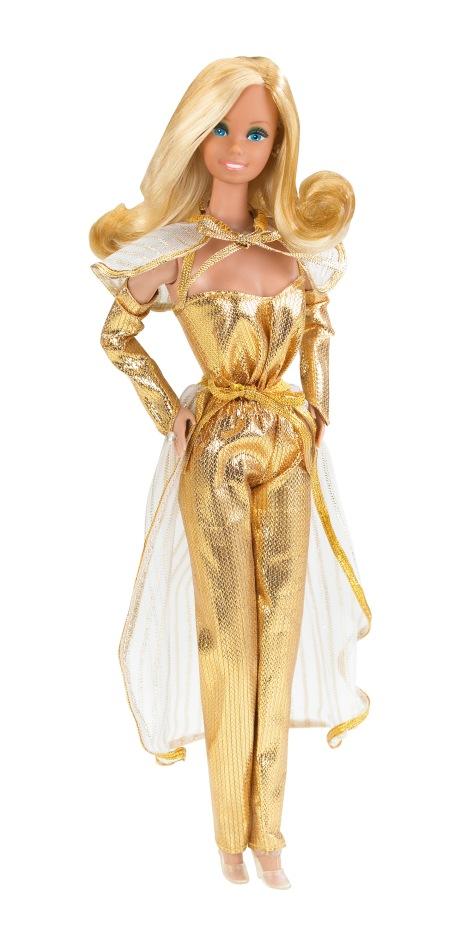 1981 Golden Dream Barbie