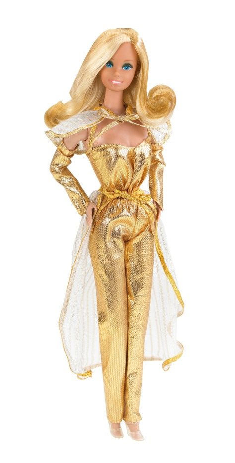 1981 Golden Dream Barbie