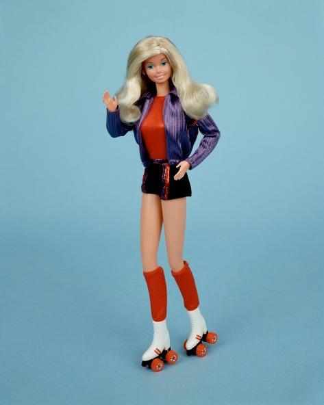1981 Roller Skater Barbie